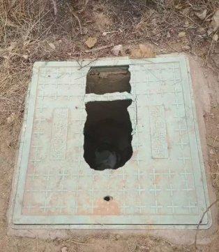 太原富力城业主:窨井盖是纸糊的?安全底线在哪里?